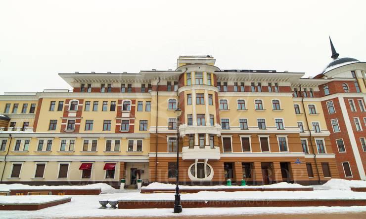 Просторная квартира свидом на Третьяковскую галерею