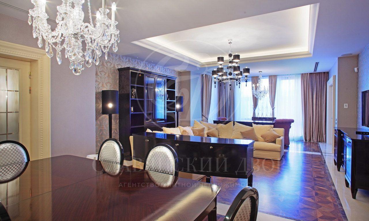 Роскошная квартира в«Новой Остоженке»