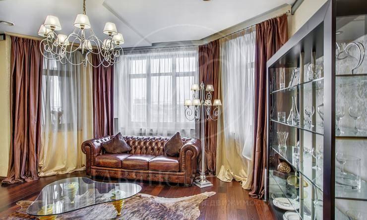 Роскошная квартира вЖК «Триумфальный»