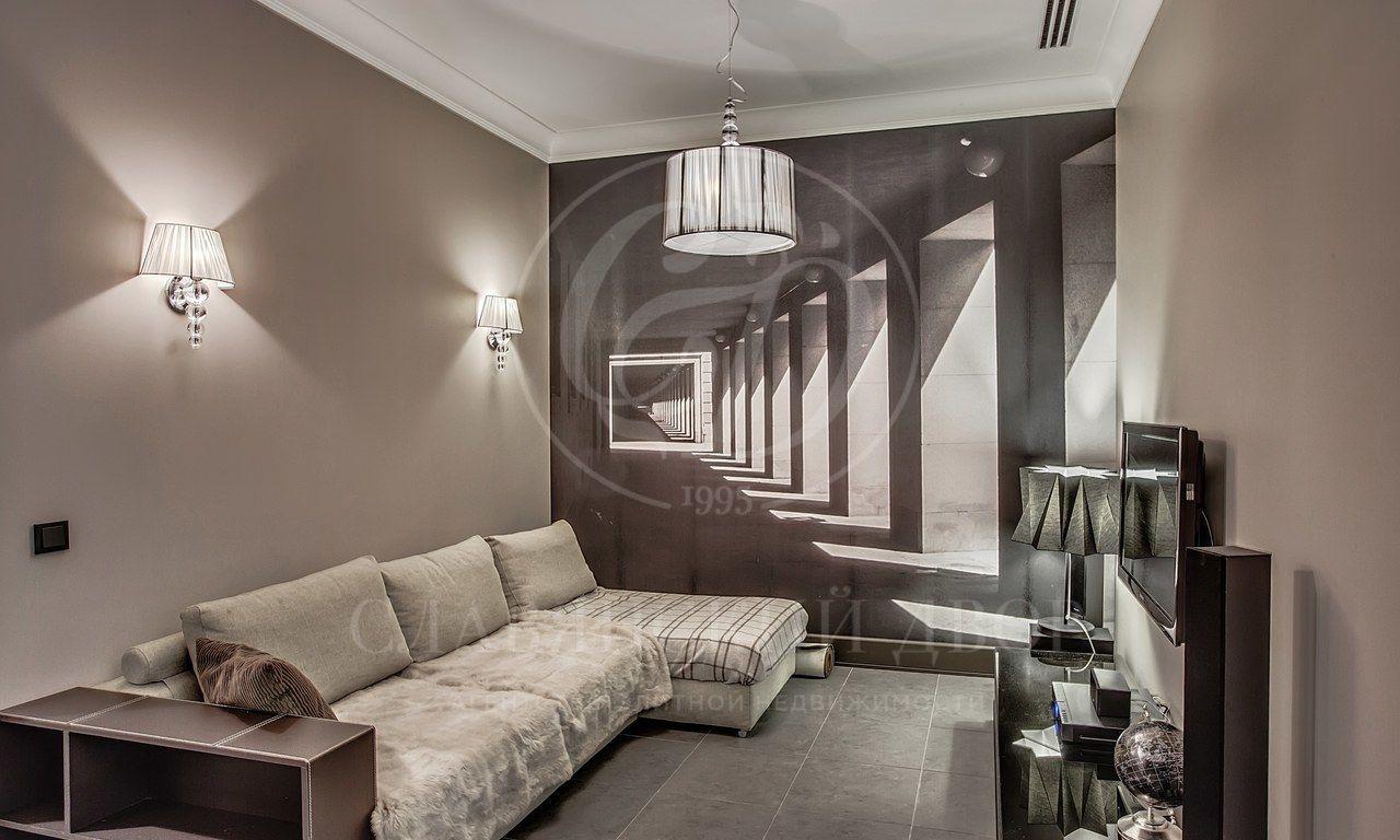 Дизайнерская квартира вЖК «Онегин» на Малой Полянке