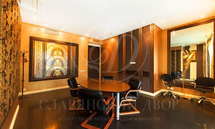 Видовой апартамент вкомплексе Москва Сити