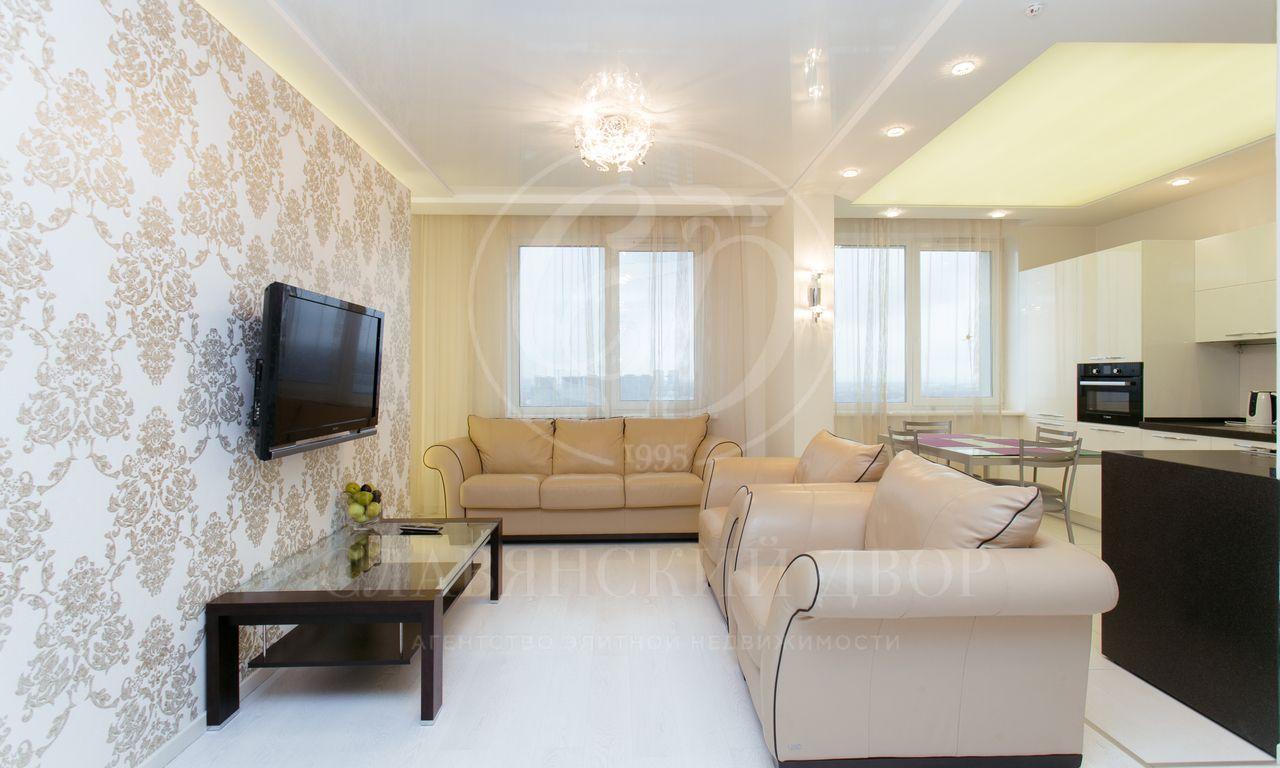 Аренда квартиры вЖК «Дом на Беговой»