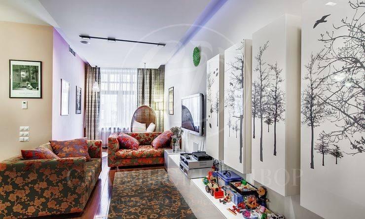 Продажа квартиры вдоме на «Смоленской набережной»