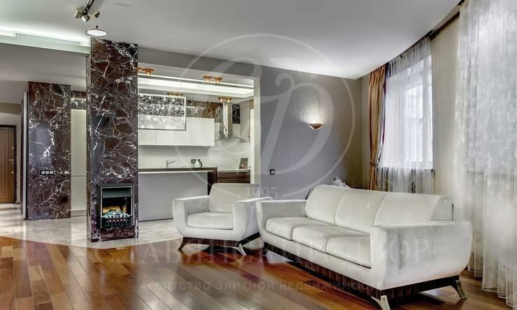 Продажа квартиры сживописным видом вЖК «Континенталь»