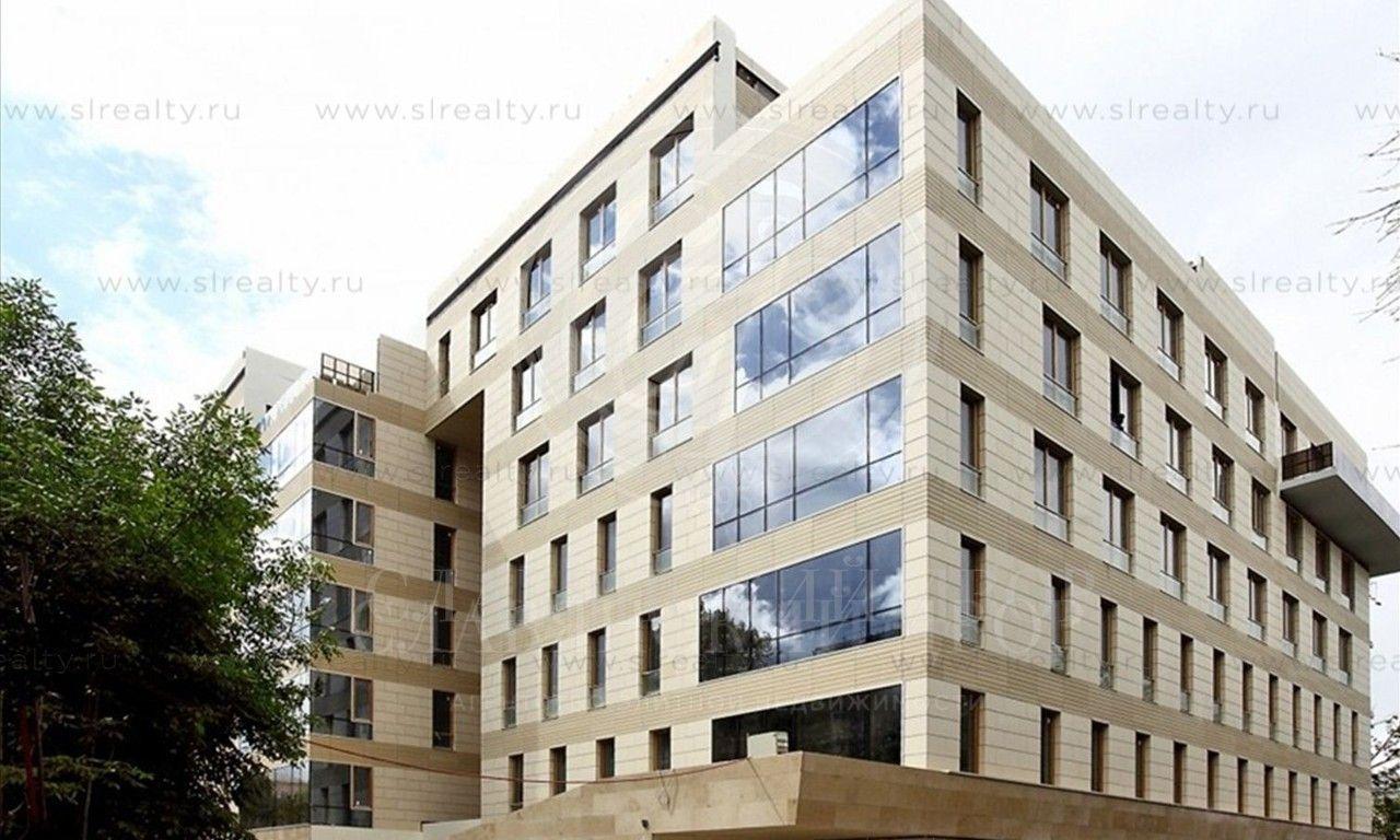 Продажа квартиры на Смоленском бульваре