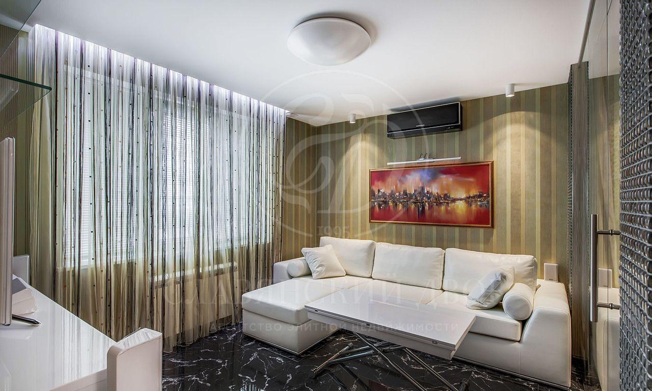 Продажа квартиры встиле «Арт-Деко» вЖК «Дом на Беговой»