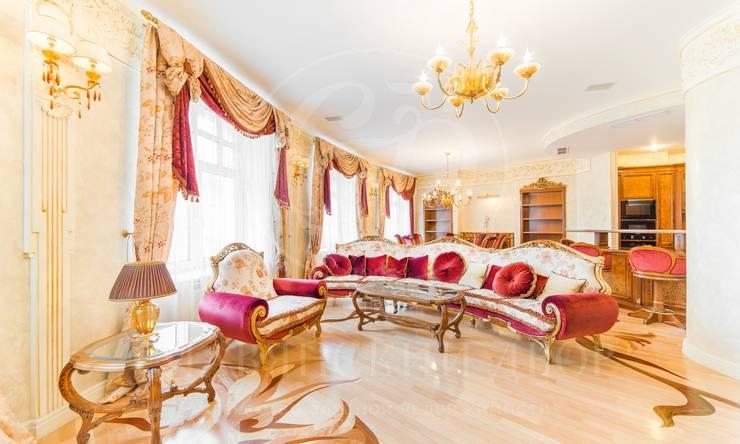 Продажа квартиры в Доме на «Смоленской набережной»