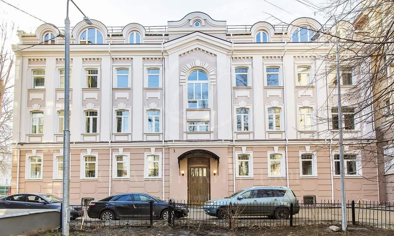 Квартира втихом центре Москвы вреконструированном особняке