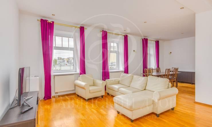 Предлагается на аренду двухуровневая квартира вЗамоскворечье!
