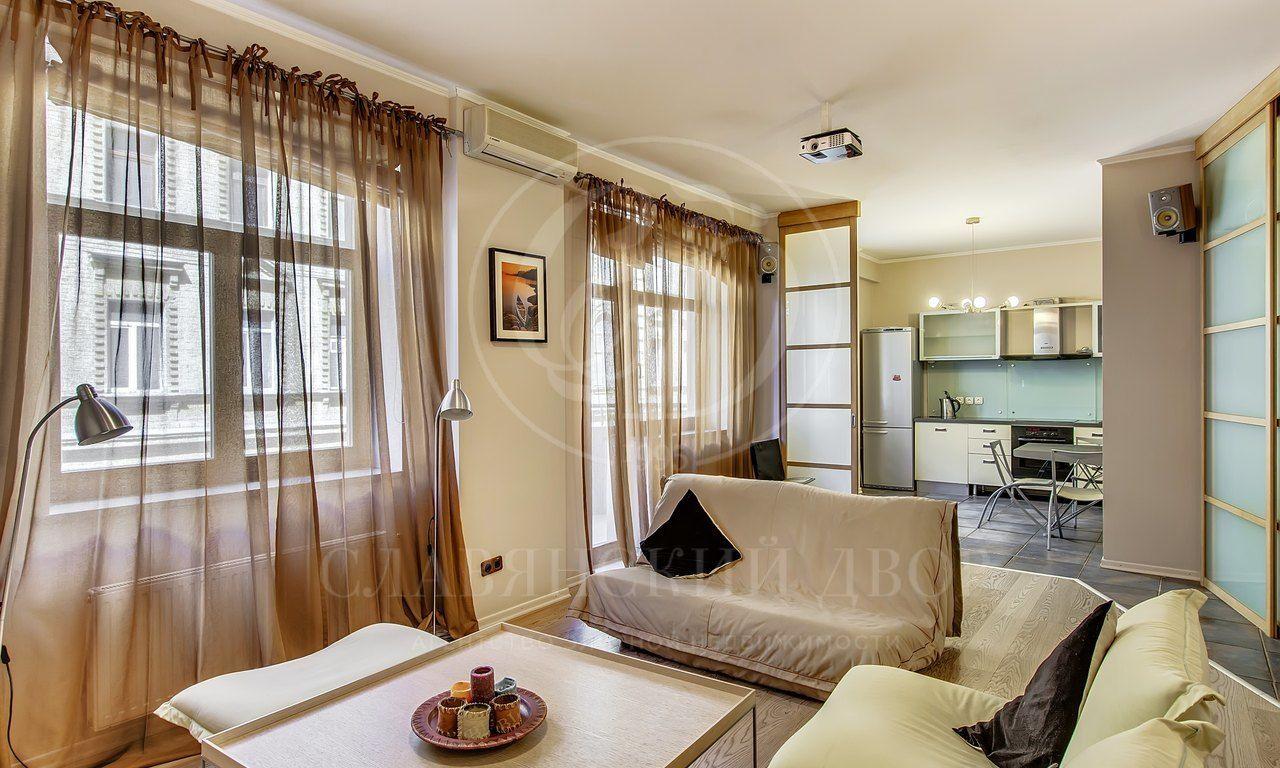 Продажа квартиры врайоне «Чистые Пруды»