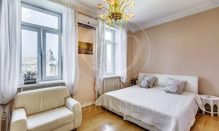 Продажа квартиры вМансуровском переулке