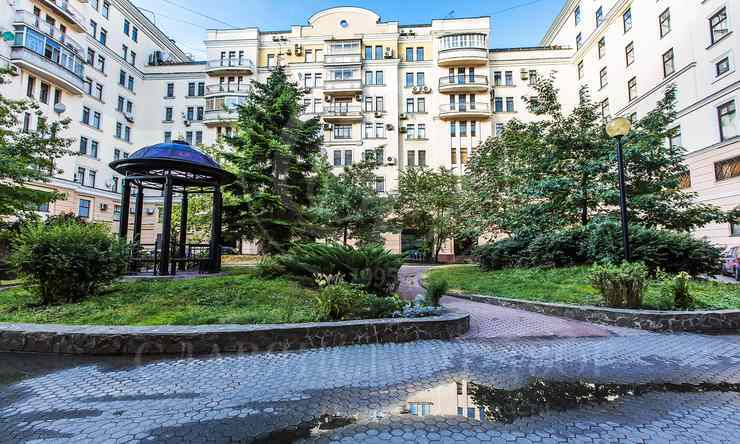 Аренда квартиры на Тверской улице