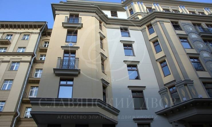 Продажа квартиры вМФК «Каретный Плаза»