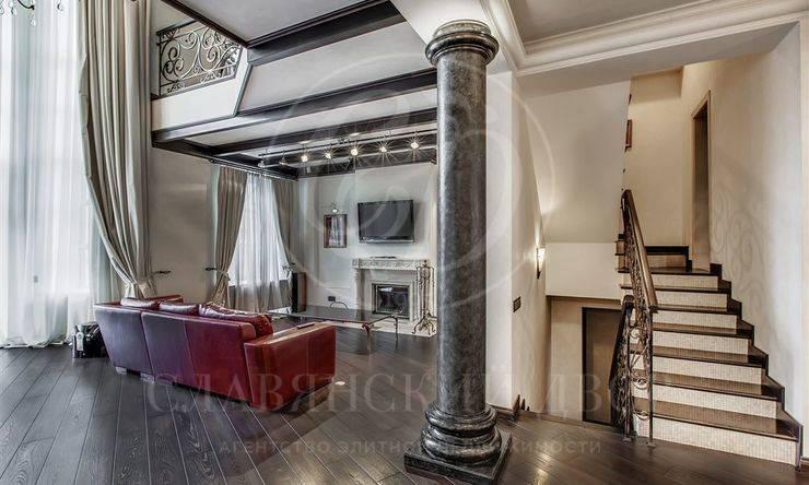 Многоэтажная квартира вСтрогино