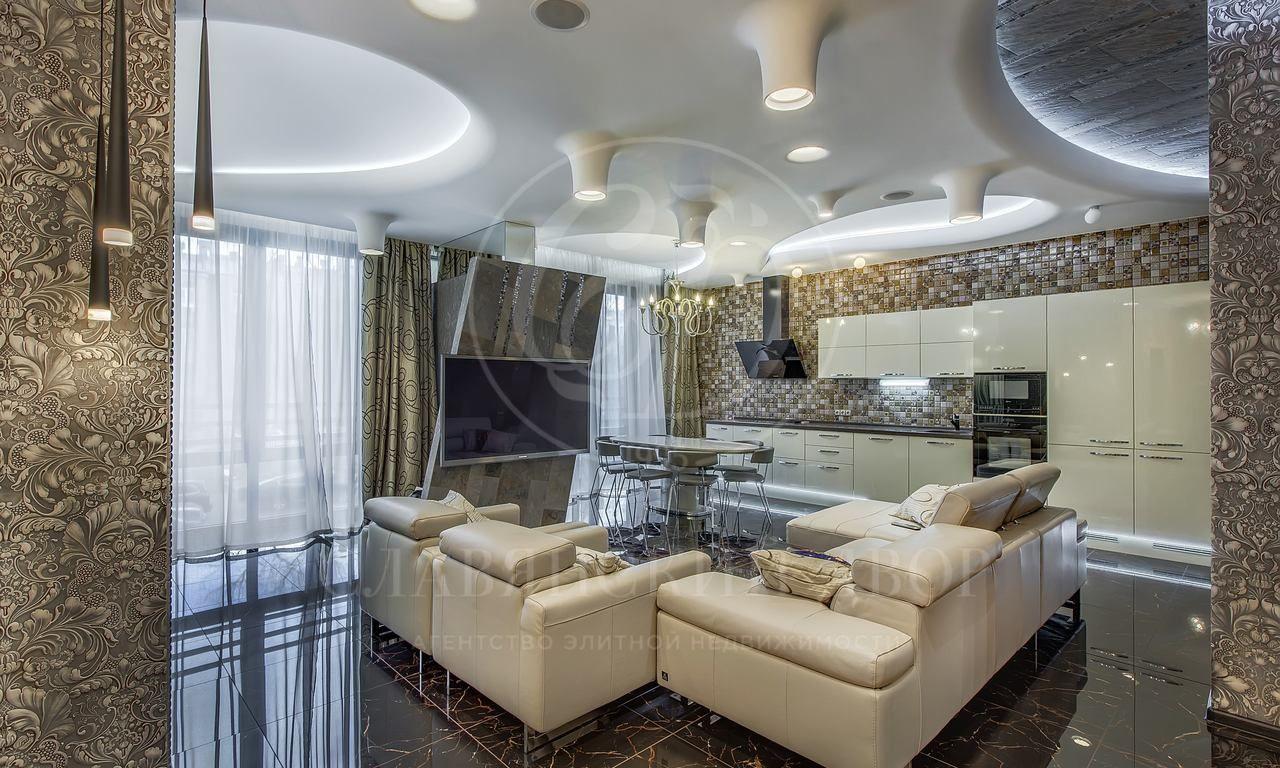 Продажа квартиры вЖК «Дом на Покровском бульваре»