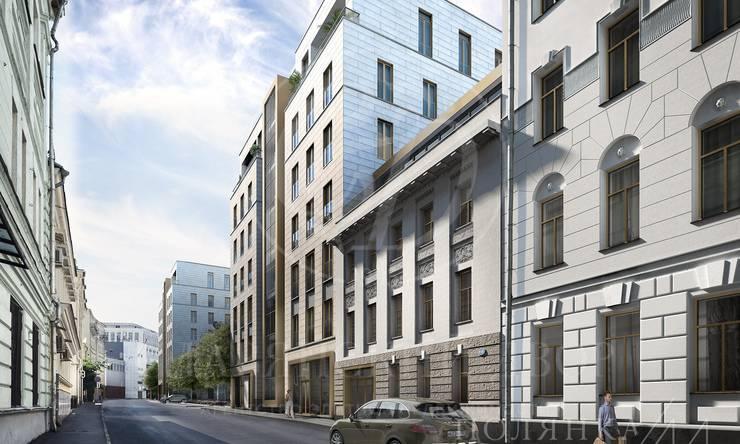 На продажу предлагается квартира Элитном комплексе  «Полянка 44»