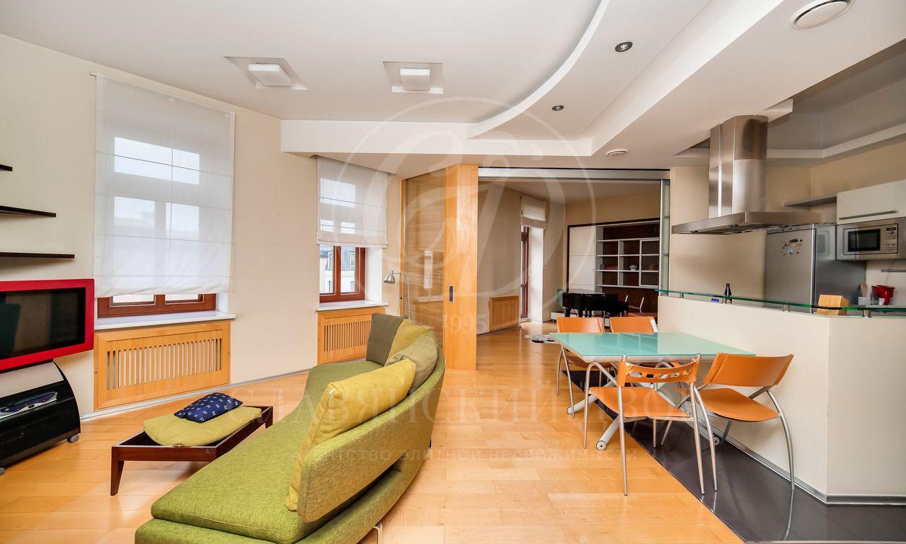 Стильная икачественная квартира вреконструированном особняке