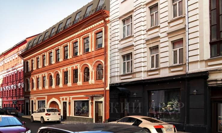 Продажа апартаментов на Малой Бронной
