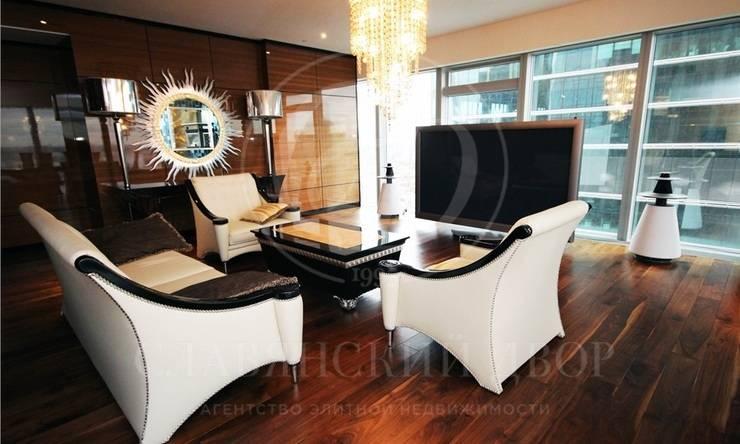 Апартаменты для ценителей итальянского дизайна!