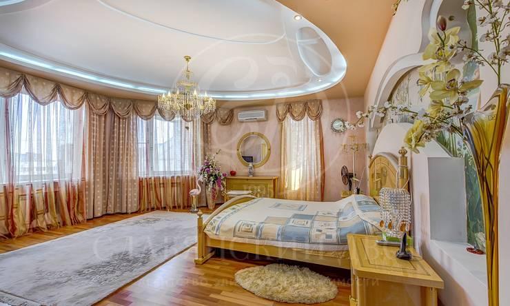 Дом уПарка встарейшем районе Москвы