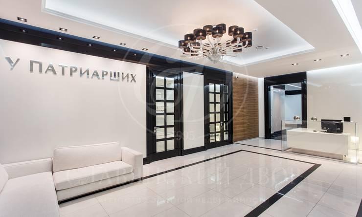 Продажа апартаментов вклубном доме «УПатриарших»