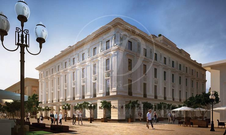 Апартаменты в«Turandot Residences»