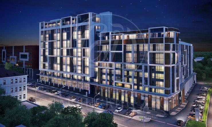Апартаменты вЖК «TriBeCa apartments»