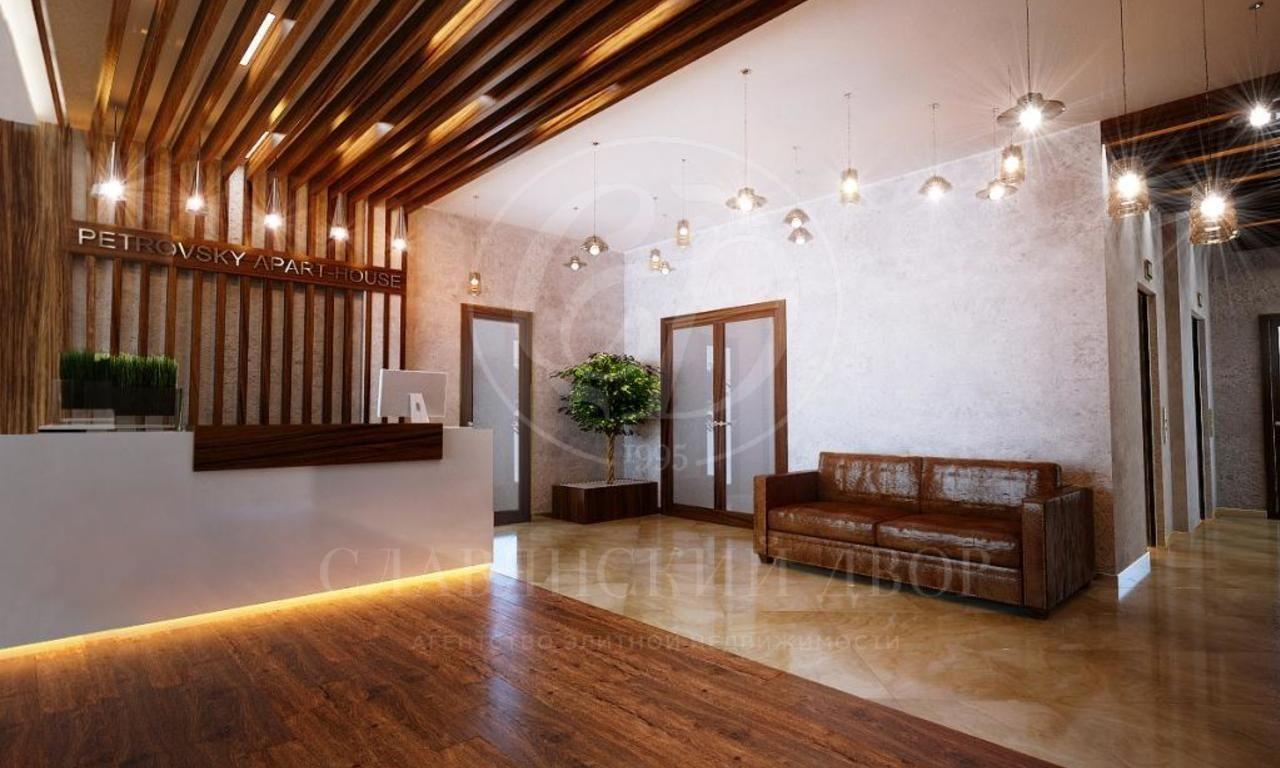 Эксклюзивные апартаменты вЖК «PETROVSKY Apart House»