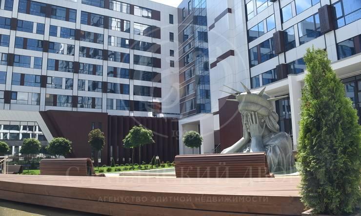 Апартаменты стеррасой вЖК «TriBeCa Apartaments»