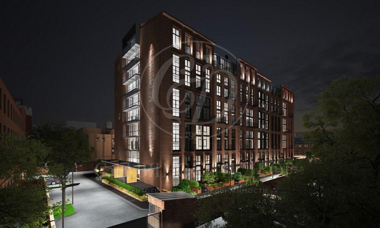 Апартаменты вновом клубном комплексе «Рассвет Loft*Studio»