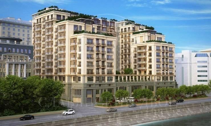 Продажа квартиры вЖК «Дом на Котельнической набережной»