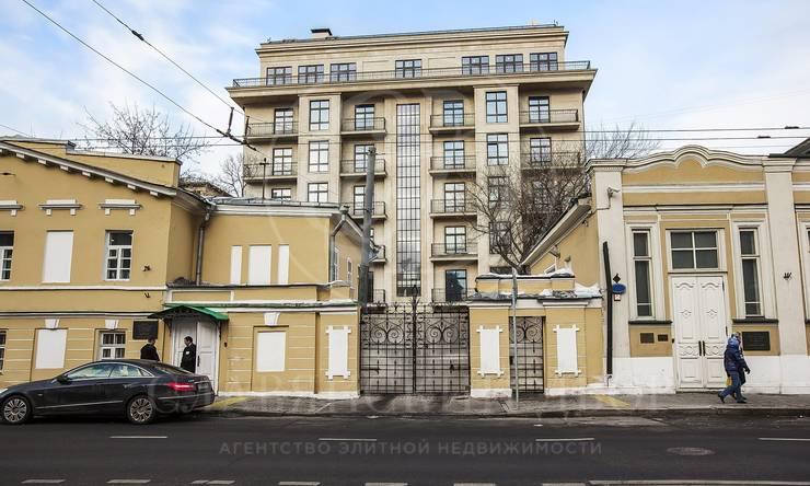 Продажа пентхауса вклубном доме на Малой Никитской