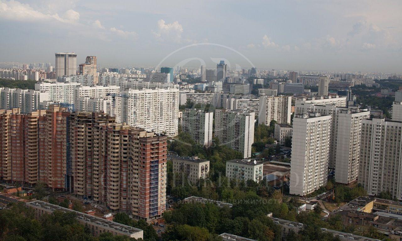 Продажа видовой квартиры вЖК «Well House» на Ленинском проспекте
