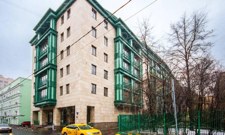 Квартира вЖК «Сытинский» на Патриарших Прудах