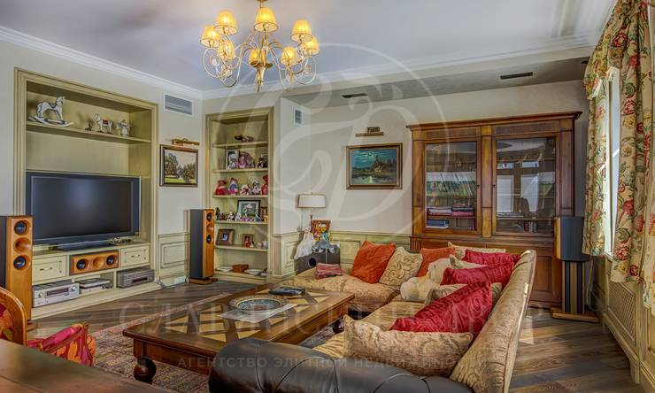 Квартира в «Староарбатском Доме»