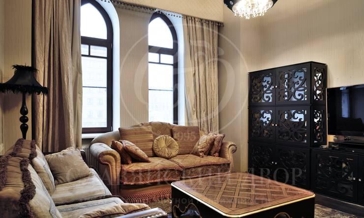 Предлагается просторная четырехкомнатная квартира вЖК «Русский Модерн»