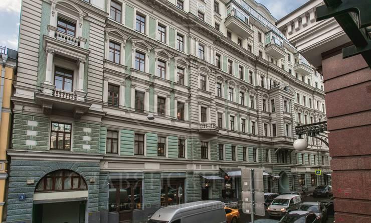 Продажа квартиры вМилютинском переулке