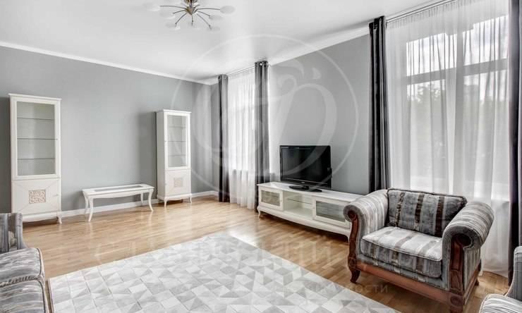 Продажа квартиры вКропоткинском переулке