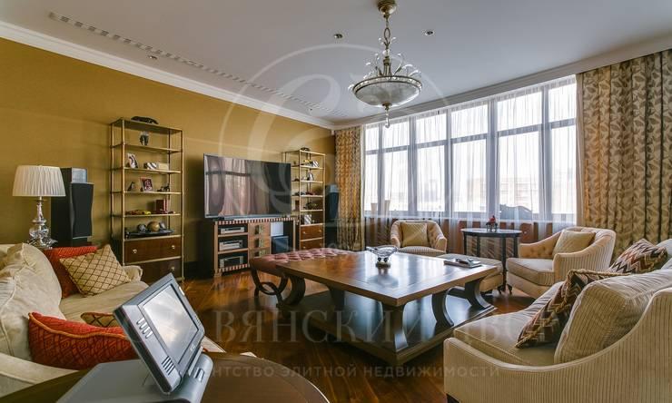 Стильная квартира вЖК «Ля Дефанс» на Фрунзенской набережной