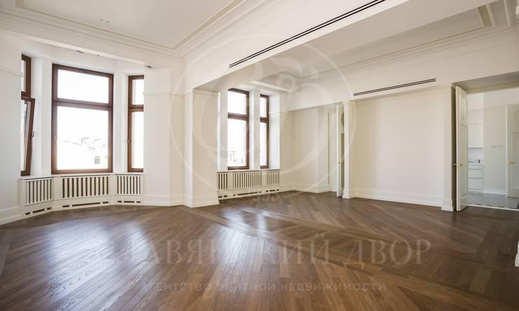 Продажа квартиры сотделкой взнаковом клубном доме «Пречистенка 13»
