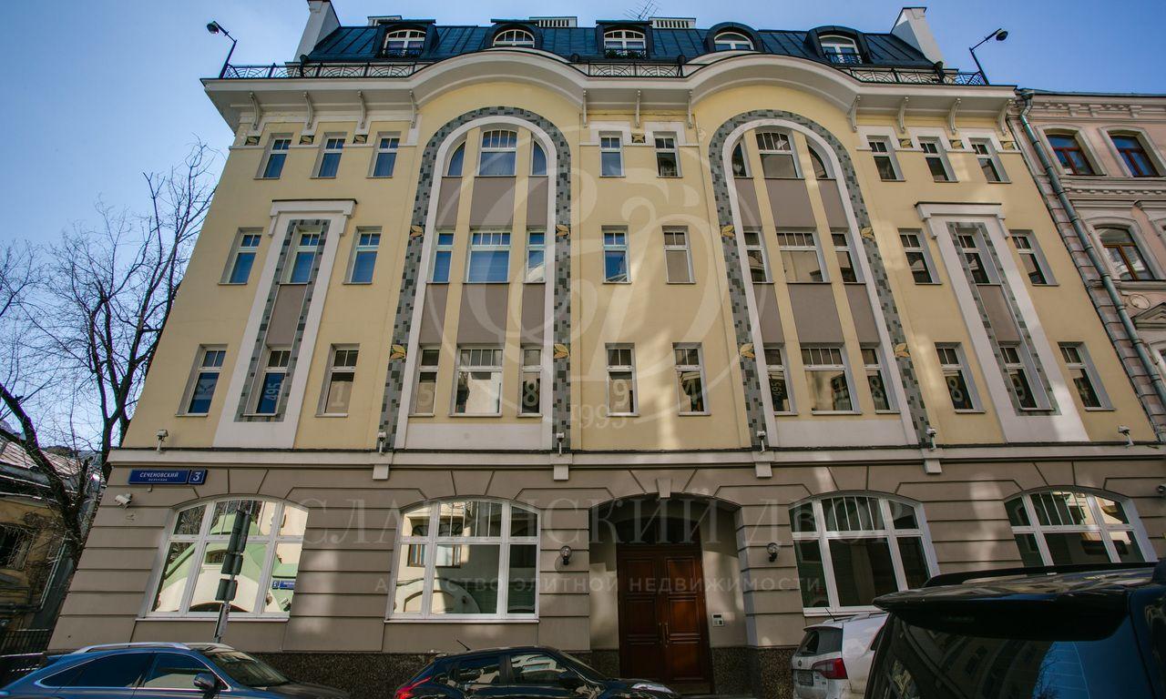 Продажа квартиры вСеченовском 3