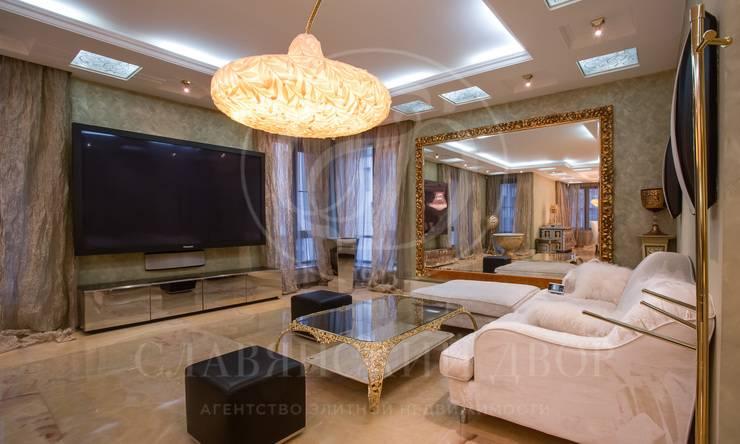 Просторная квартира вЖК «Новая Остоженка»