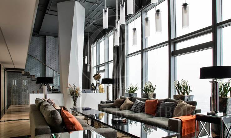 Двухуровневые апартаменты в«Городе Столиц»