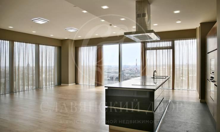 Стильная квартира в«Москва-Сити»