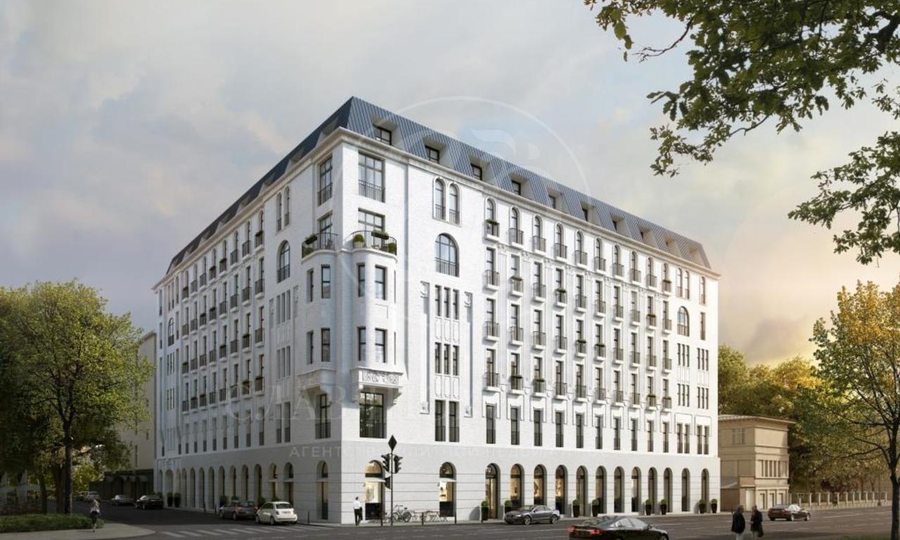 Продажа апартаментов вКлубном доме «Bunin»