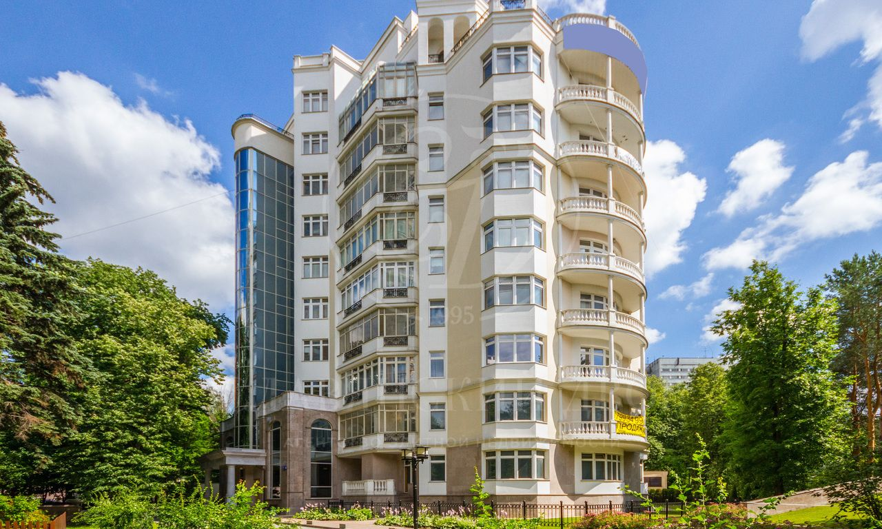 Просторная квартира вклубном доме «Волынский»