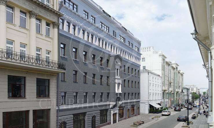 Эксклюзивные апартаменты вцентре столицы