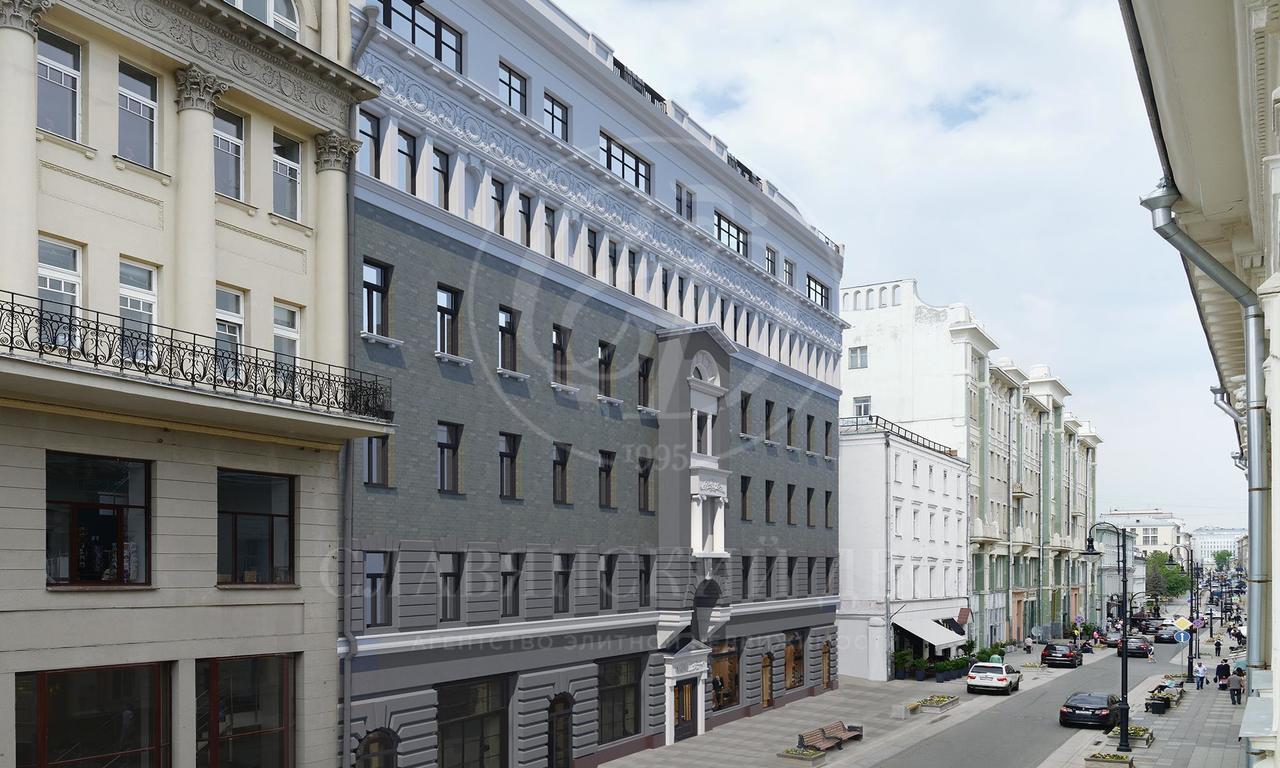 Эксклюзивный апартамент вэлитном доме «Советник»