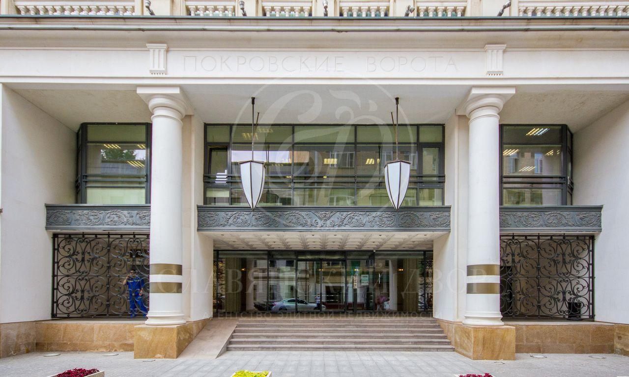 Квартира вДоме на Покровском бульваре