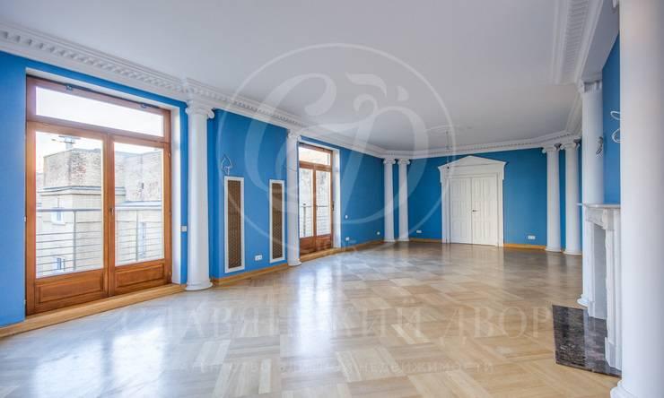 Просторная квартира вдоме класса de luxe
